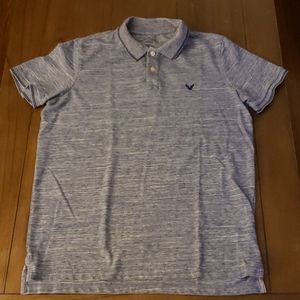 American Eagle Outfitters flex polo shirt